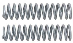 """Suspension Parts - Springs - Rubicon Express - Rubicon Express RE1370 Front Coil Springs Jeep JK 2.5"""" 4 Door and 3.5"""" 2 Door Pair"""