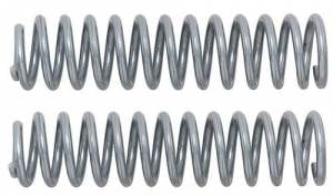 """Suspension Parts - Springs - Rubicon Express - Rubicon Express RE1372 Front Coil Springs Jeep JK 4.5"""" 4 Door and 5.5"""" 2 Door Pair"""