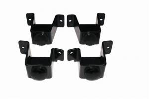Suspension Parts - Bump Stops - Rubicon Express - Rubicon Express RE1399 Bumpstop Kit Jeep YJ Extended