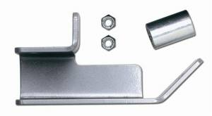 Suspension Parts - Track Bar Brackets - Rubicon Express - Rubicon Express RE1603 Track Bar Bracket Jeep TJ Rear without CV