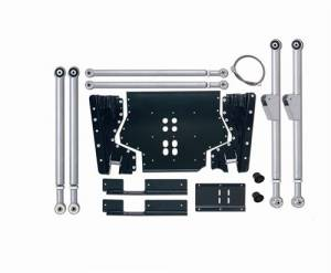 Lift Kits - Rubicon Express Lift Kits - Rubicon Express - Rubicon Express RE7230 Long Arm Upgrade Kit Jeep TJ 1997-2002