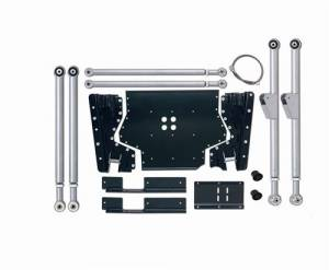 Lift Kits - Rubicon Express Lift Kits - Rubicon Express - Rubicon Express RE7231 Long Arm Upgrade Kit Jeep TJ 2003-2006