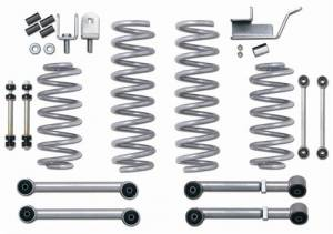 "Lift Kits - Rubicon Express Lift Kits - Rubicon Express - Rubicon Express RE8005 3.5"" Super-Ride Kit Jeep ZJ 1993-1998"