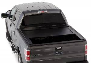 "American Roll Tonneau Cover - Nissan - Truck Covers USA - Truck Covers USA CR540 American Roll Tonneau Cover Nissan Titan Long Bed 77"" 2004-2012"