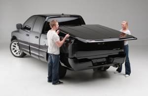 B Exterior Accessories - Tonneau Covers - Undercover - Undercover UC1076S SE Smooth Tonneau Cover Chevy 1500/2500 6.5' Bed 2007-2012