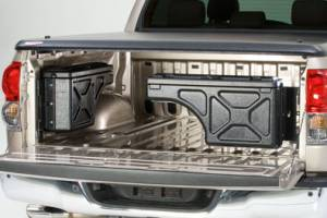 Undercover Truck Bed Covers - Swing Case Driver Tonneau Cover - Undercover - Undercover SC400D Swing Case Driver Tonneau Cover 2007-2012