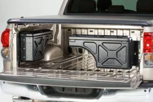 B Exterior Accessories - Tonneau Covers - Undercover - Undercover SC400D Swing Case Driver Tonneau Cover 2007-2012