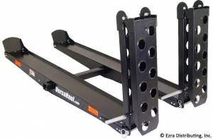 Cargo Carriers - Versa Haul | Motorcycle Carriers | Cargo Carrier - Versa Haul - Versa Haul VH-LGRO Lawn and Garden Carrier with Ramp