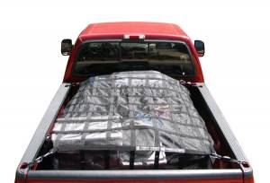 Cargo Boxes and Racks - SafetyWeb Gorilla Cargo Net | Truck Bed Net - SafetyWeb - Gorilla Cargo Net LGN-20100 Gorilla Cargo Net Large 8' Bed