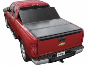 "B Exterior Accessories - Tonneau Covers - Extang - Extang 62645 Encore Tonneau Cover Chevy Silverado 5' 8"" 2007-2013 new body style, works without track system"