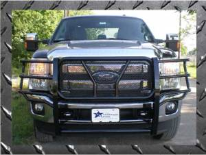 B Exterior Accessories - Grille Guards - Frontier Gear - Frontier Gear 200-10-5003 Grille Guard Ford F250/F350/F450/Excursion  (2005-2007)