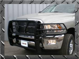 Frontier Gear Grille Guards - Dodge - Frontier Gear - Frontier Gear 200-41-0004 Grille Guard Dodge 2500/3500 2010-2014