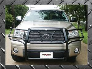 B Exterior Accessories - Grille Guards - Frontier Gear - Frontier Gear 200-60-4003 Grille Guard Toyota Tundra (Crew Cab only) & Sequoia (2004-2006)