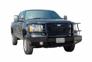 Summit Front Bumper - Chevy - Ranch Hand - Ranch Hand FSC111BL1 Summit Front Bumper Chevy Silverado 2500HD/3500 2011-2014