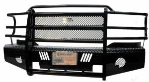 Ranch Hand Bumpers - GMC Sierra 2500/3500HD 2003-2006 - Ranch Hand - Ranch Hand FSG031BL1 Summit Front Bumper GMC Sierra 2500HD/3500 2003-2006