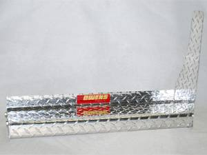 "Owens Running Boards - Toyota - Owens - Owens OC8016A Classic Series Diamond Tread 2"" Drop 2000-2006 Toyota Tundra Short Bed Box Board without Flares"