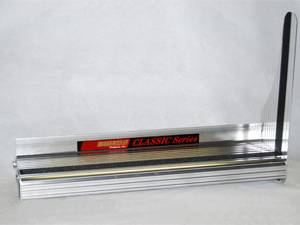 "B Exterior Accessories - Running Boards and Nerf Bars - Owens - Owens OC70119E Classic Series Extruded Aluminum 2"" Drop 1997-2003 Ford F150 & 1997-1998 F250 Light Duty Pickup Super/Quad Cab Long Bed Full Length"