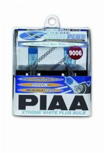 PIAA - PIAA 19616 9006 51W=115W Xtra Xtreme White Plus Bulb Twin Pack