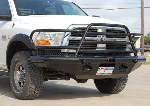 Tough Country - Deluxe Front Bumper - Dodge