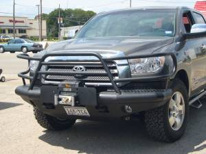 Tough Country - Deluxe Front Bumper - Toyota