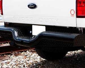 Tough Country - Deluxe Rear Bumper - Chevy