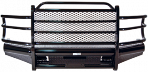 Tough Country - Traditional Front Bumper - GMC