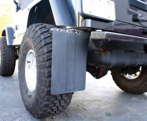 B Exterior Accessories - Mud Flaps - Mud Flaps for Jeeps