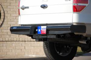 Tough Country - Traditional Rear Bumper - Ford