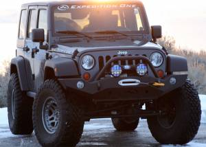 Bumpers - Expedition One Bumpers - Jeep Wrangler JK Products