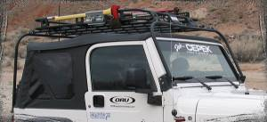 B Exterior Accessories - Cargo Boxes and Racks - ORU Expedition Rack