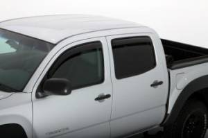 B Exterior Accessories - Side Window Deflectors - Auto Ventshade Side Window Deflectors