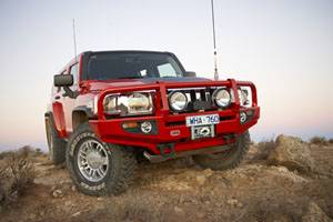 Truck Bumpers - ARB Bumpers - Hummer