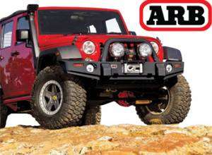 Truck Bumpers - ARB Bumpers - Jeep