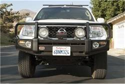 Truck Bumpers - ARB Bumpers - Nissan