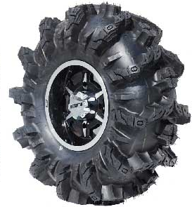 Shop Wheels and Tires - Search ATV Tires - ATV Black Mamba