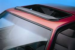 Sunroof Wind Deflector - Sunroof Visor - Auto Ventshade - Auto Ventshade 78061 Windflector Sunroof Wind Deflector