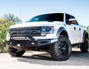 Shop Bumpers By Vehicle - Ford Raptor - Ford Raptor 2010-2014