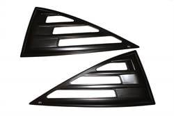 Side Window Cover - Side Window Cover - Auto Ventshade - Auto Ventshade 97516 Aeroshade Rear Side Window Cover