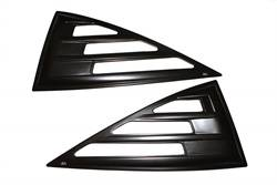 Side Window Cover - Side Window Cover - Auto Ventshade - Auto Ventshade 97435 Aeroshade Rear Side Window Cover