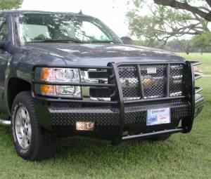 Shop Bumpers By Vehicle - Chevy Silverado 1500 - Chevy Silverado 1500 2007-2013