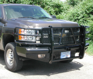 Chevy Silverado 2500HD/3500 2007-2010