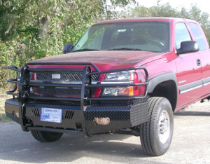 Shop Bumpers By Vehicle - Chevy Silverado 2500/3500 - Chevy Silverado 2500HD/3500 1999-2002