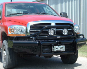 Shop Bumpers By Vehicle - Dodge Ram 2500/3500 - Dodge RAM 2500/3500 2006-2009