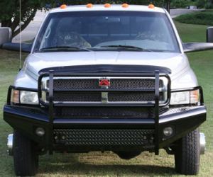 Shop Bumpers By Vehicle - Dodge Ram 2500/3500 - Dodge RAM 2500/3500 2002-Before