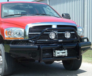 Shop Bumpers By Vehicle - Dodge Ram 1500 - Dodge RAM 1500 2006-2009 Mega Cab