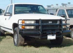 Shop Bumpers By Vehicle - GMC Sierra 1500 - GMC Sierra 1500 Prior to 1999