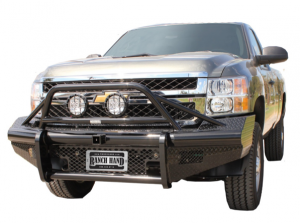 Shop Bumpers By Vehicle - GMC Sierra 2500/3500 - GMC Sierra 2500/3500HD 2011-2014