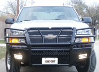 Ranch Hand Bumpers - GMC Sierra 1500 2002-Before