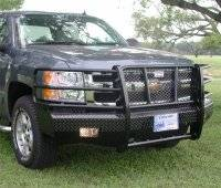 Ranch Hand Bumpers - GMC Sierra 1500 2007-2013