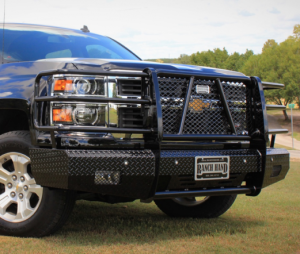 Ranch Hand Bumpers - GMC Sierra 1500 2014-2015